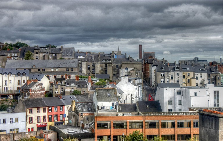 Shandon area of Cork city | © psyberartist/WikiCommons
