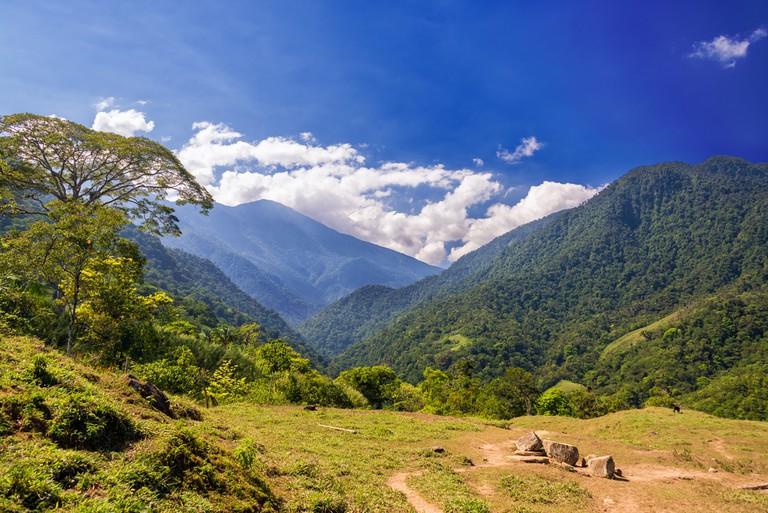 Mountains of Santa Marta | © Jess Kraft