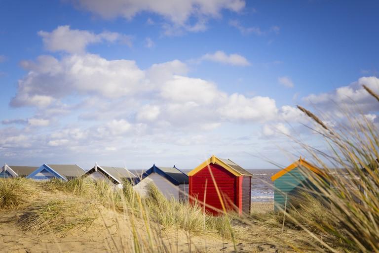 Southwold Beach Huts | © Richard Bowden/Shutterstock