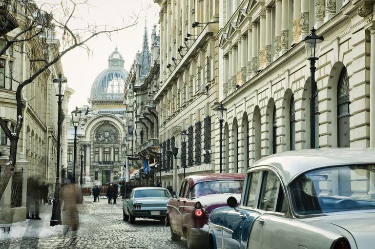 Bucharest Old City | © Ioan Panaite/Shutterstock