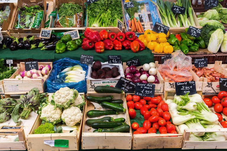 Provence is full of markets on every day of the week