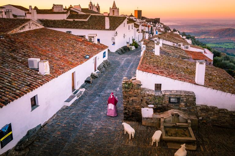 Monsaraz village