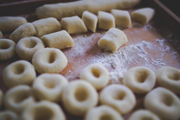 Silesian dumplings I