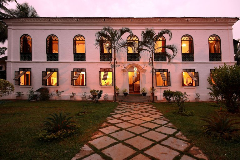 Courtesy of Siolim House – historic boutique hotel
