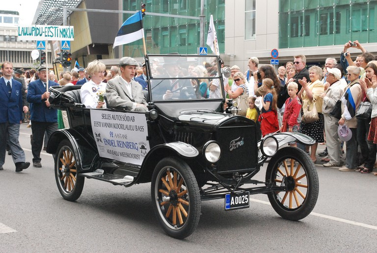 Estonian Song and Dance Festival