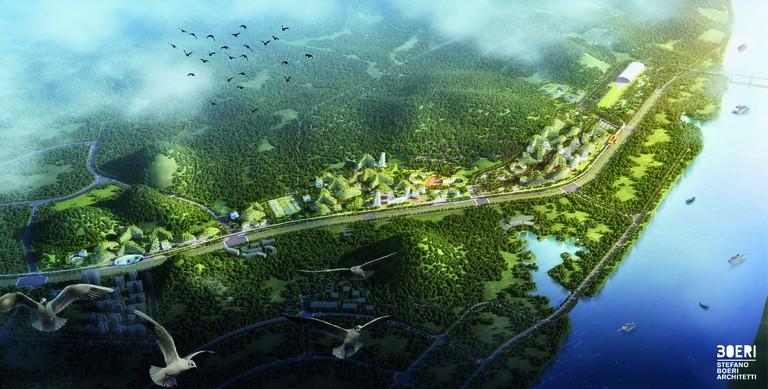 Luizhou Forest City
