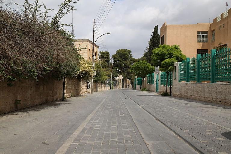 A street in Jabal Amman
