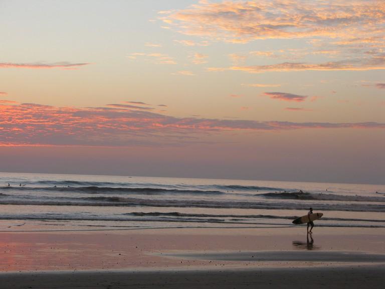 Surf until sunset I