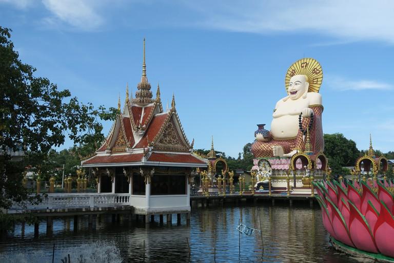 Temple Thailand Koh Samui
