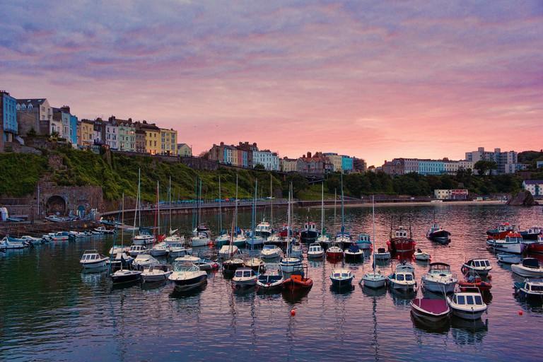 Tenby Harbour | © Richard Jones/Flickr