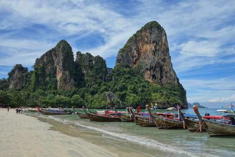 Thailand Railay