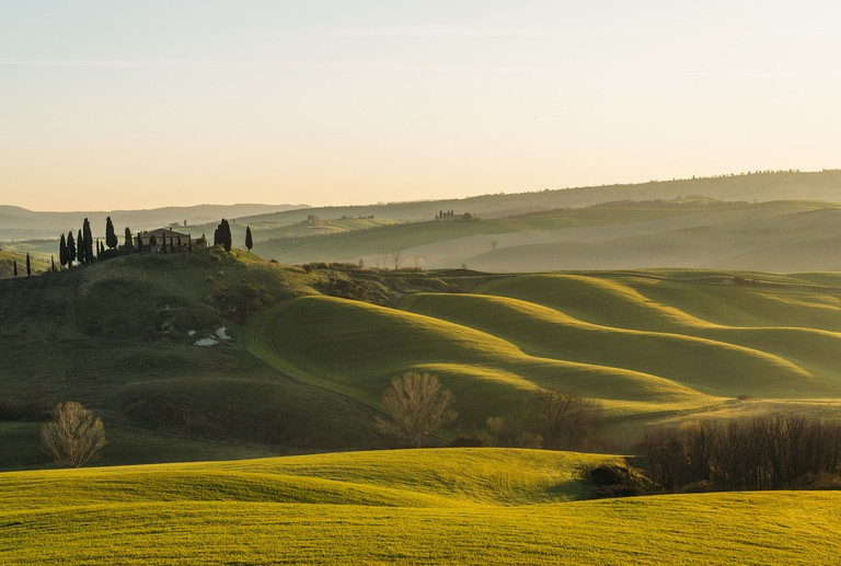 Tuscany CC0 Pixabay