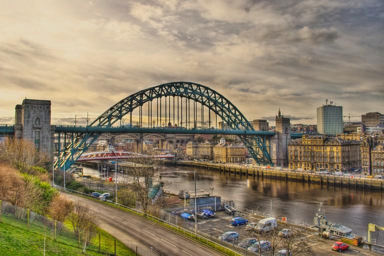 Tyne Bridge, Newcastle   © El Ronzo/Flickr