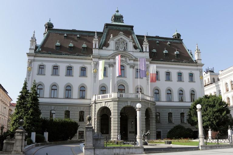 University of Ljubljana│