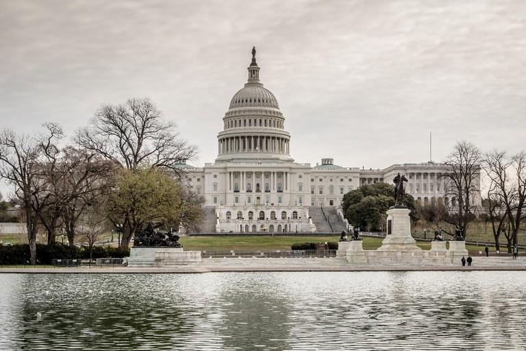 Capitol Hill in Washington, D.C. | © specialolympicsusa / Flickr