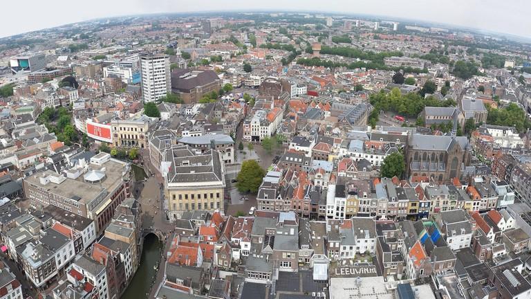 Nederlands Film Festival takes place annually in Utrecht
