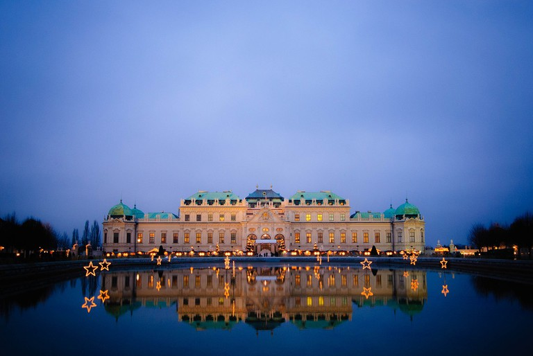 A castle in Vienna CC0 Pixabay