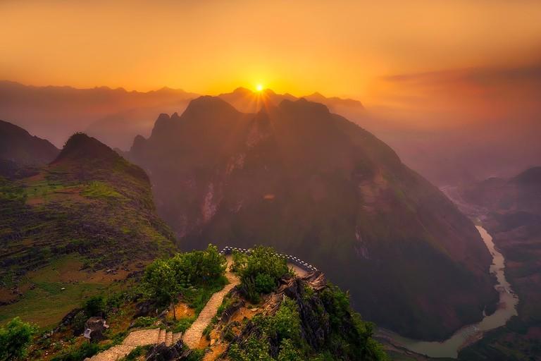 Vietnam's mountain view   tpsdave / Pixabay