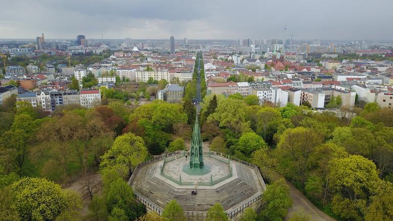 The view over Viktoria Park   moloe0 / Pixabay