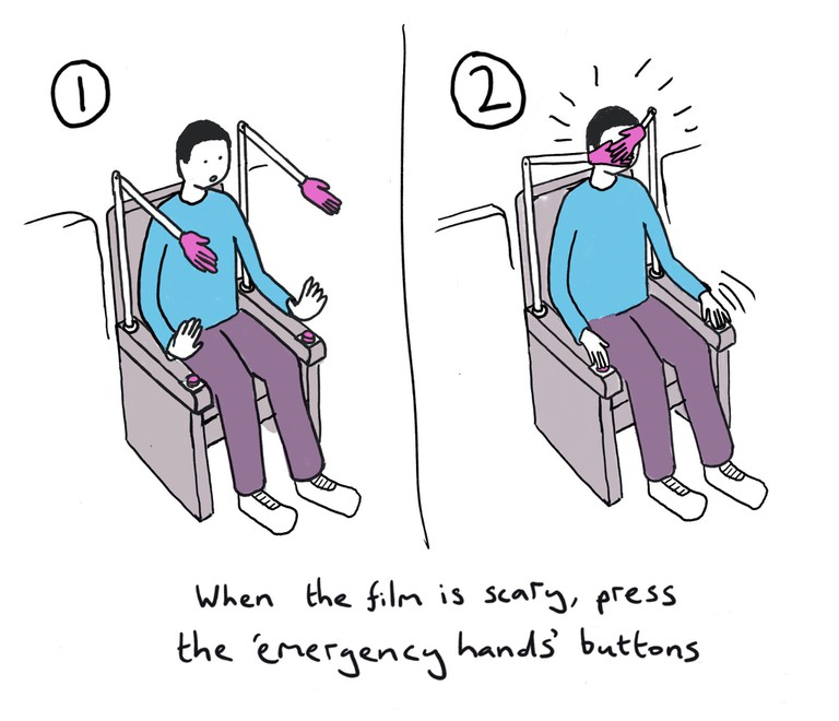 Emergency Hands