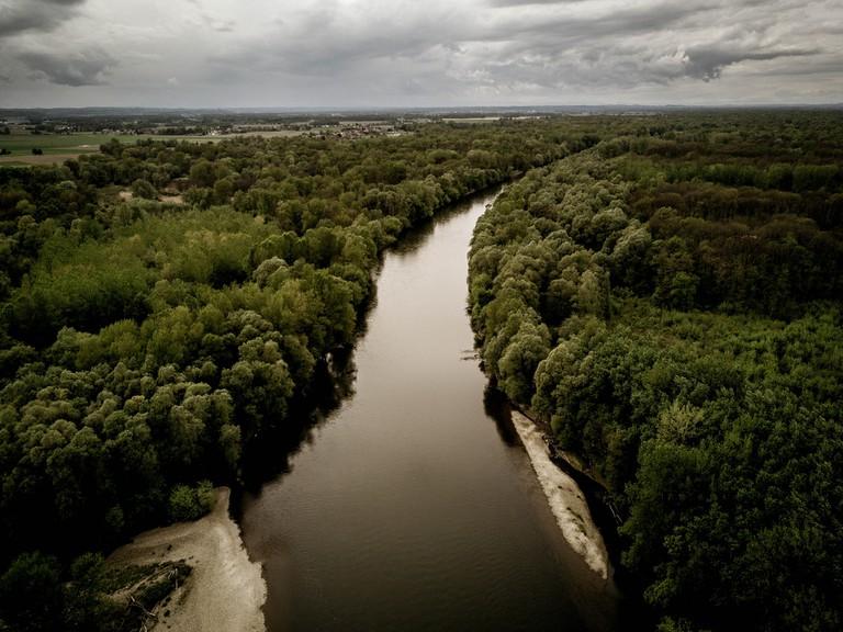 Mura River│