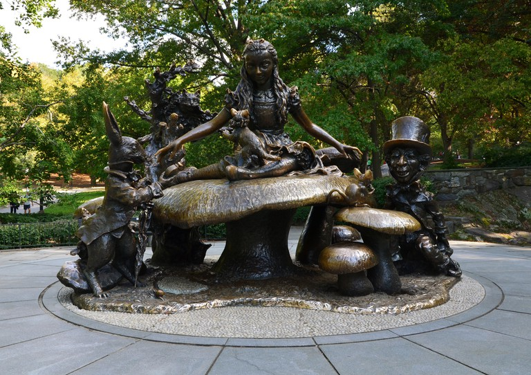 Central Park's Alice in Wonderland