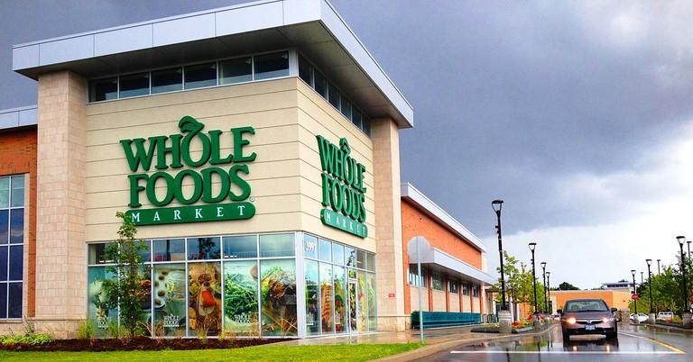 Whole Foods Store, Markham Canada | ChadPerez49/Wikicommons