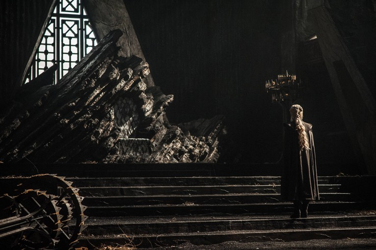 Emilia Clarke as Daenerys | © HBO/Sky Atlantic