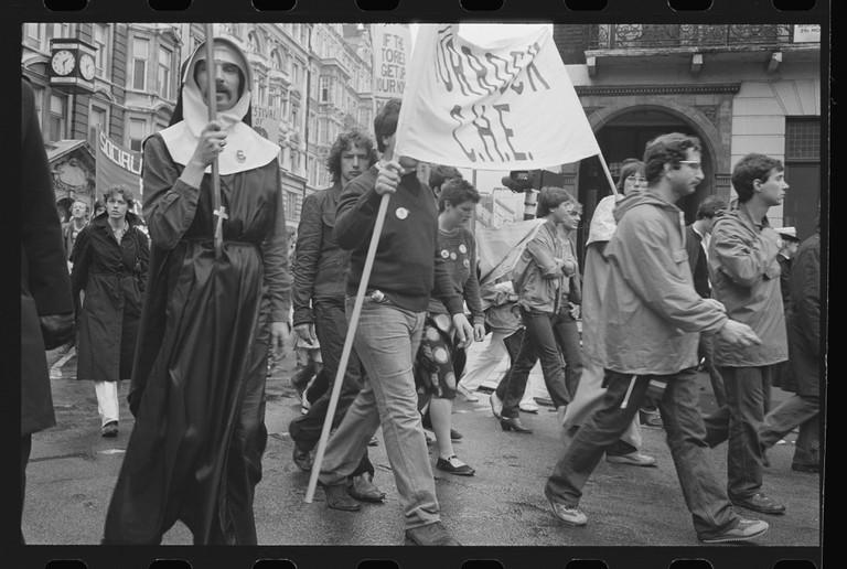 Ian David Baker, Pride, 1980