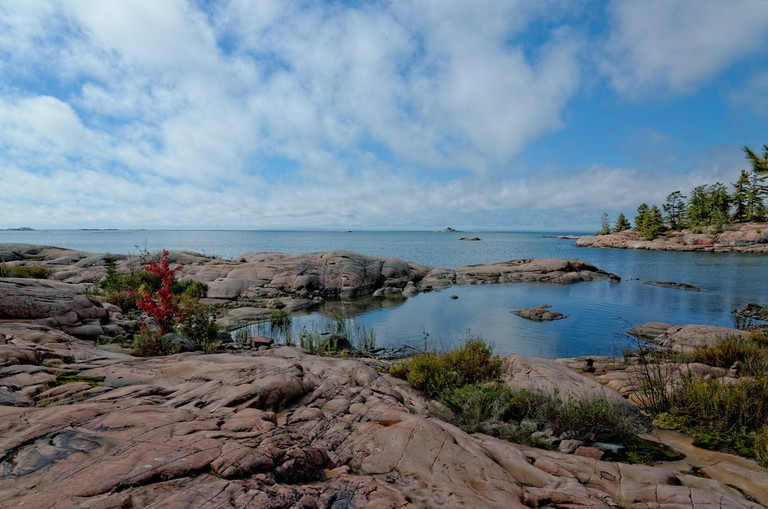 Georgian Bay scenery