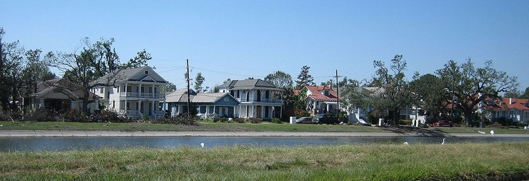 Bayou St. John, Mid-City New Orleans | © Infrogmation/Wikimedia Commons