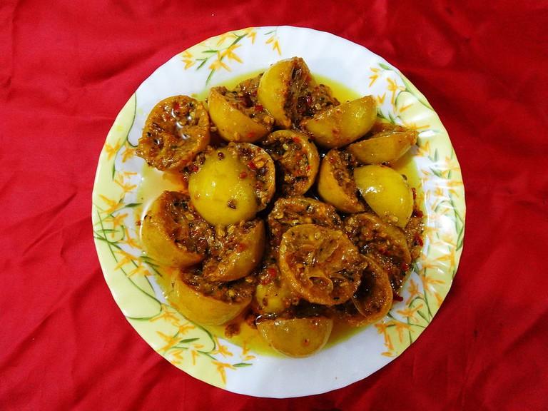 Lemon Pickle   Miansari66 / Wikimedia Commons