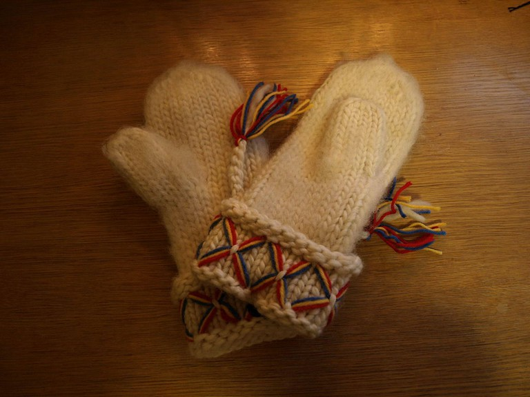 The perfect mittens for Sweden / Photo courtesy of Wikipedia Commons