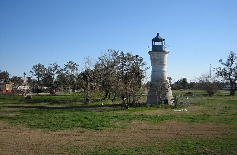 Old Milneburg Lighthouse