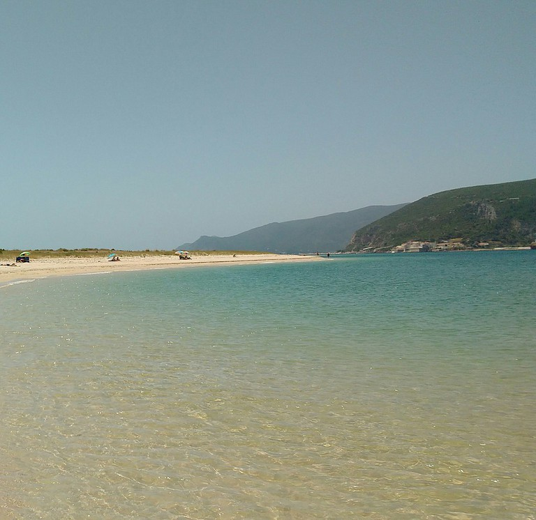 Expect tranquil waters near Troia I