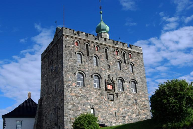 The Rosenkrantz Tower dates back to the 1270s