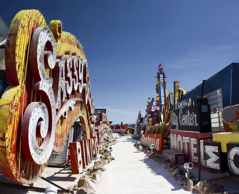 Neon Museum in Las Vegas | © Soccergirl296/Flickr
