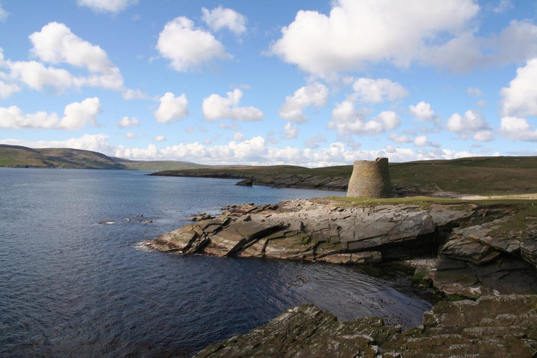 Mousa and the Iron Age Broch