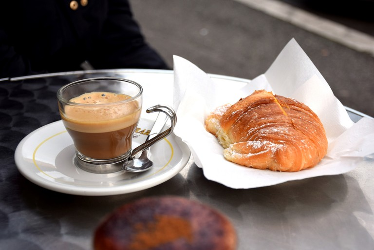 Italian breakfast | © Evelyn Hill/Flickr