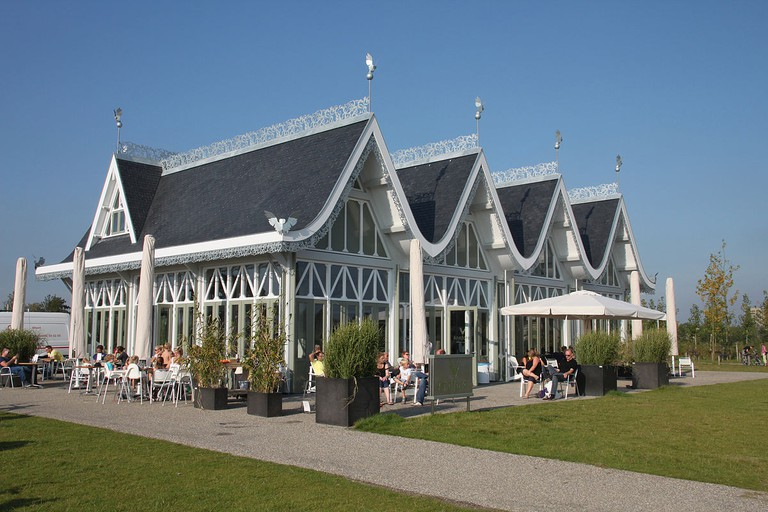 Parkrestaurant in Máximapark
