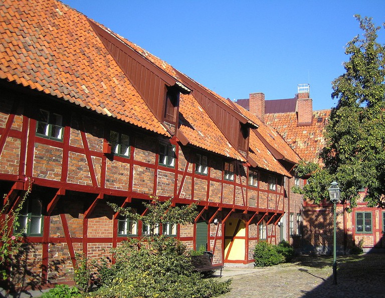 Enjoy all Ystad has to offer / Photo courtesy of Wikipedia Commons