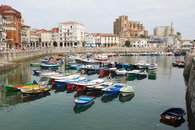 Castro Urdiales, Basque Country, Spain   ©Emilio García / Flickr