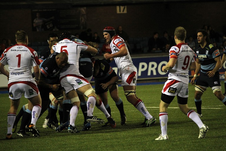 Cardiff Blues vs. Ulster