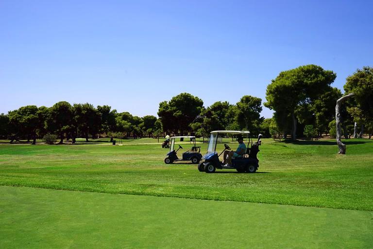Courtesy of Glyfada Golf Course