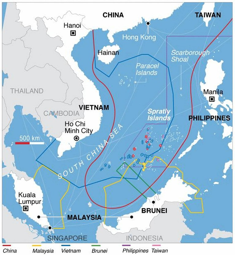 South China Sea Claims