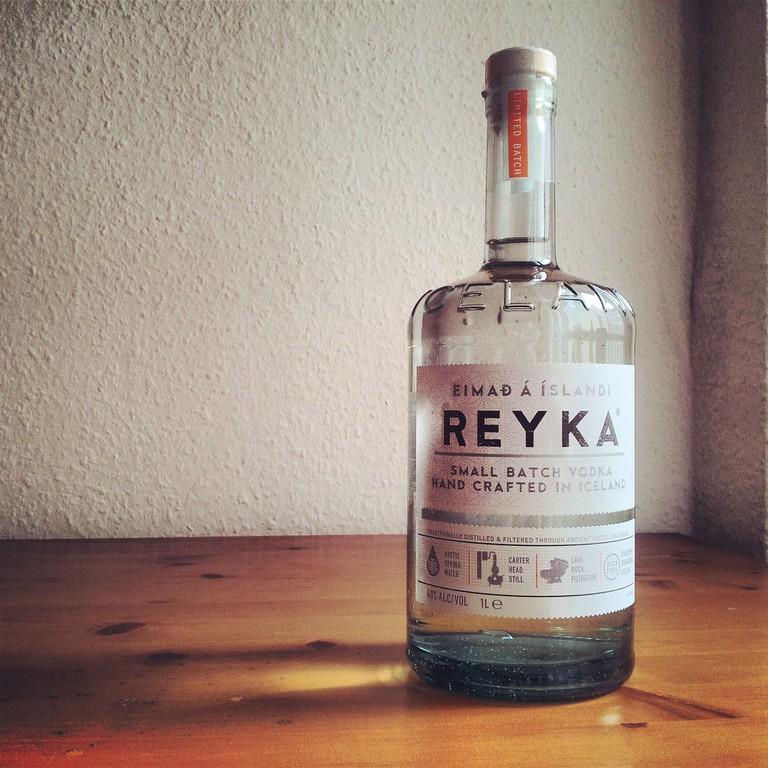 Reykja Vodka | © MmePassepartout/Flickr