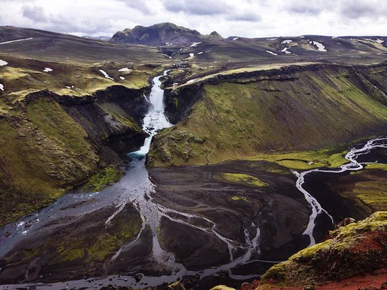 Land of waterfalls | © IndigoMood/Flickr