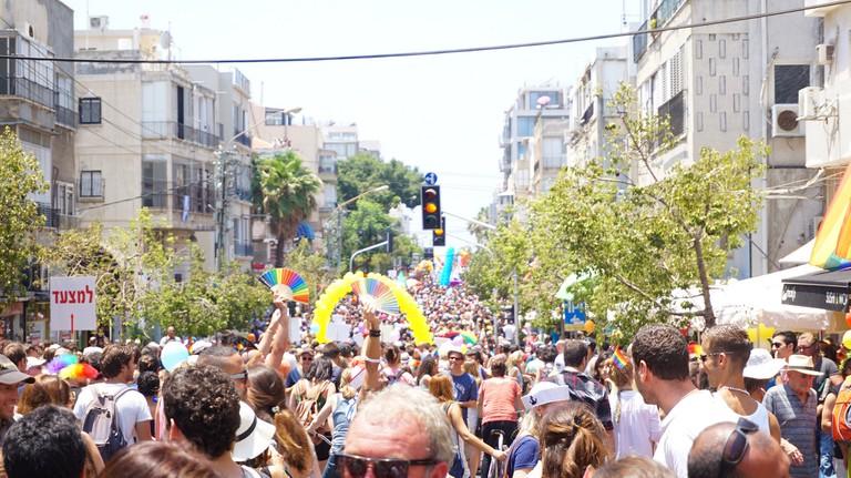 Pride in Tel Aviv