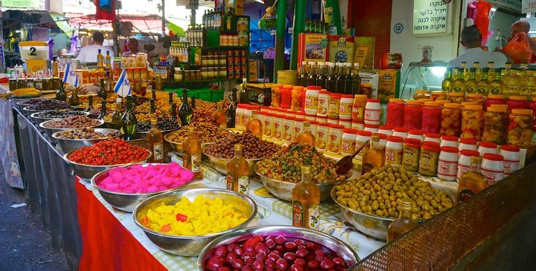 A taste of verything in Carmel | © Ted Eytan / Flickr
