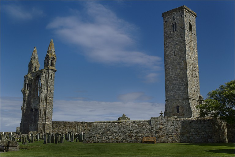St Andrews Cathedral And St Rule's Tower | © dun_deagh/Flickr